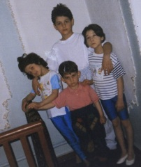 Tamerlan y sus hermanos
