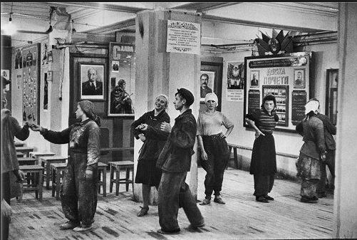 Cartier-Bresson, URSS. 1954