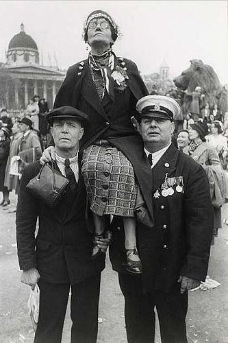 Cartier-Bresson, Londres, 1938