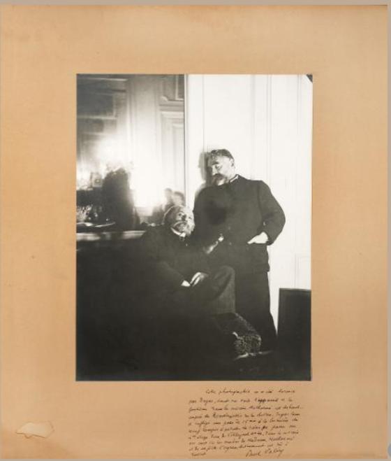 Degas Rodin Mallarme